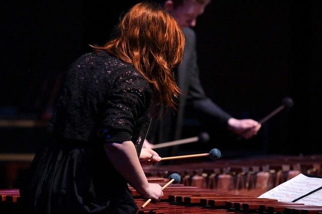 マリンバ,木琴